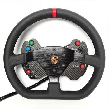 SimLine GT3-Cup Buttonplate mit Magnet-Shifter (USB)