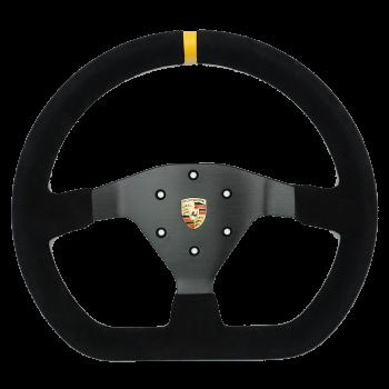 Fanatec Podium Wheel Rim Porsche 911 GT3 Cup Wildleder