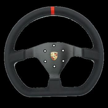 Fanatec Podium Wheel Rim Porsche 911 GT3 Cup Leder