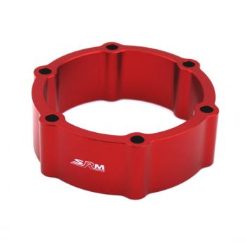 SRM 70mm Abstandshalter 25mm hoch (Rot)