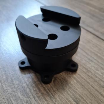 Simucube Quick Release – Wheel-Side Kit V2