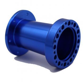 Lenkradnaben-Verlängerung 101mm blau