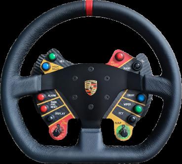 SimLine GT3-R Buttonplate mit Magnet-Shifter (USB)