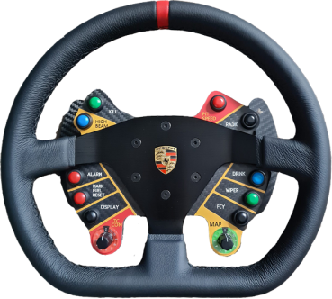 SimLine GT3-R Buttonplate mit Magnet-Shifter (SC Wireless)
